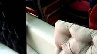 Ворианты отделки дивана утяжкой