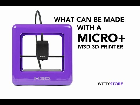 What can be made with a Micro and a Micro Plus?