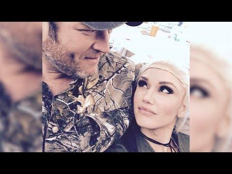 Blake Shelton Surprised Gwen Stefani By Writing Christmas Duet: 'It Was A Shock'