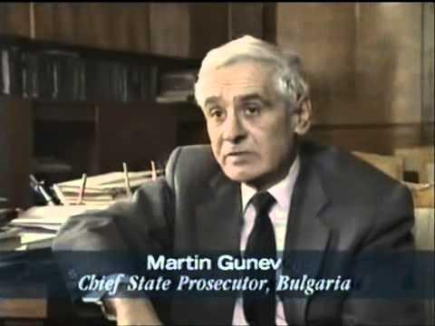 Robert Maxwell s Money and Bulgaria