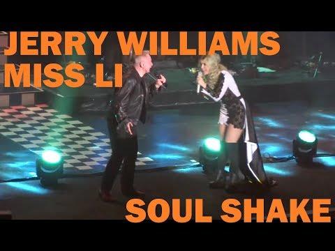 Jerry Williams & Miss Li - Soul Shake live Göteborg 13/12-2014
