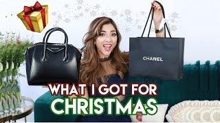 WHAT I GOT FOR CHRISTMAS 2016! | Amelia Liana