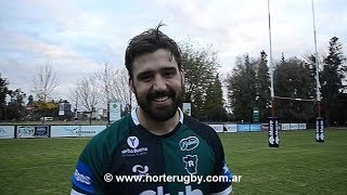 José María Young - Capitán de Tucumán Rugby #RegionalDelNOA