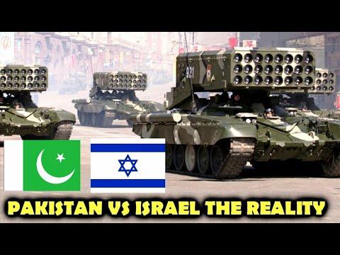 Real Comparison between Pakistan Vs Israel. 2018