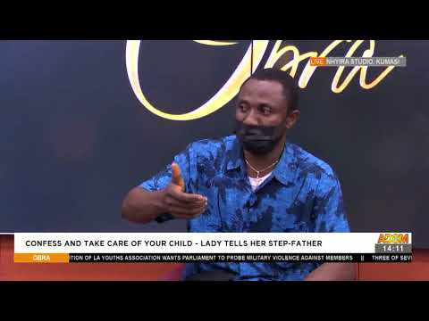 Lady tells her step-father: Confess and take care of your child - Obra (23-4-21)