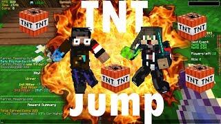 minecraft skywars 36 tnt jump kembali bangkit wkwkwkwk ft inzhafplayz hypixel