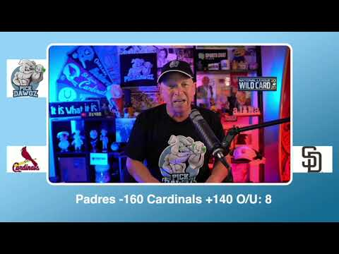 San Diego Padres vs St. Louis Cardinals Free Pick 9 30 20 NL Wildcard Game 1 Pick & Prediction