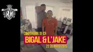 Campo Ferial de Ica / 22 de Mayo - Nicky Jam , Bigal & L'Jake & Eiby Lion