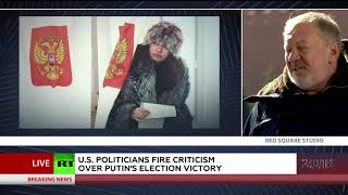 How The West Reacts To Putin's Election Victory