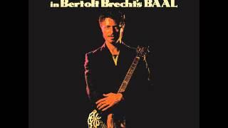 David Bowie in Bertolt Brecht