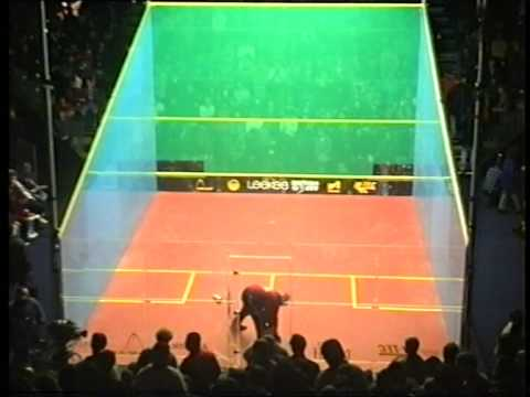1997 British Open Quarter Final - Cardiff Wales - v Sue Wright Game 2, 3 and 4