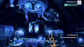 "ZeroEquals Hits Play! - Batman: Arkham Origins - [Cold Cold Heart - ""Mr. Freeze Battle"" Part 2]"