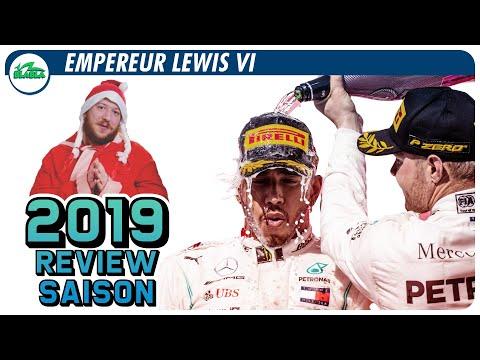 Review de la saison 2019 - BLABLA F1