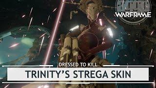 Warframe: Customizing Trinity's Strega Skin, Deliciously Demonic [dressedtokill]