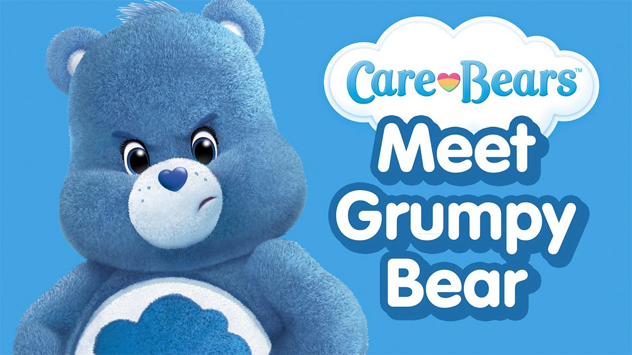 Grumpy Care Bear Wallpaper | www.pixshark.com - Images ...
