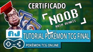 COMO JOGAR POKÉMON TCG ONLINE PARTE FINAL - Pokémon TCG Online