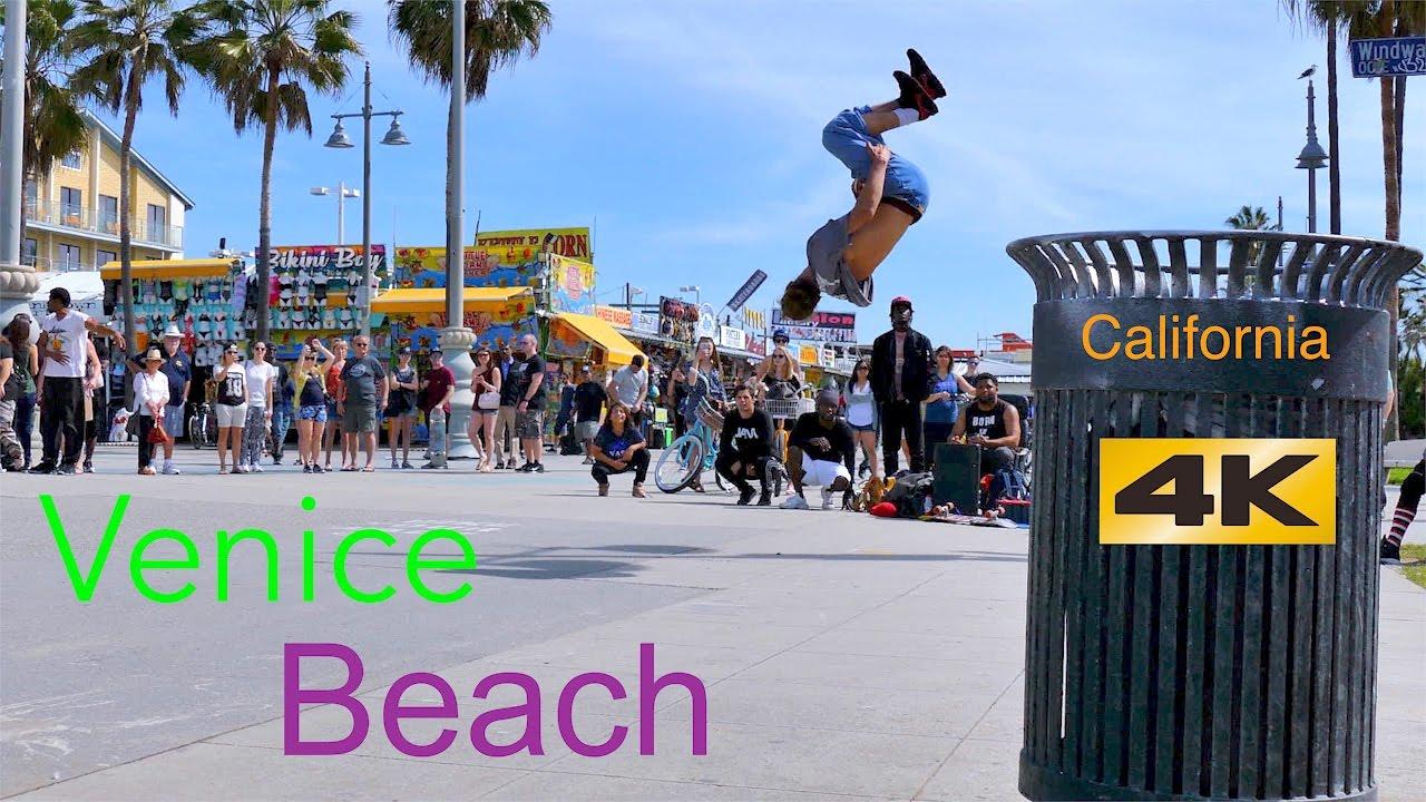 Venice Beach Ca Street Performers Gone Wild