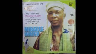 Akunwata Ozoemena Nsugbe - Miracle Water - Egwu Ekpili Igbo