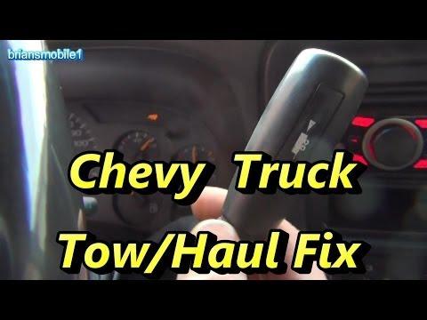 Chevy GMC Tow / Haul Fix