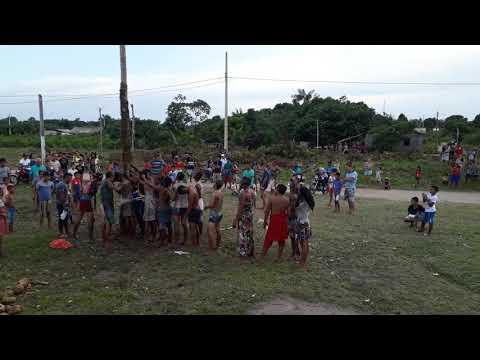 Encerramento da Festividade de Santa Luzia Apolinário   Curua- Pará