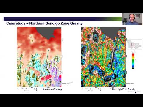 Victorian Gold Mining and Exploration Forum - Geophysical datasets in north central Victoria