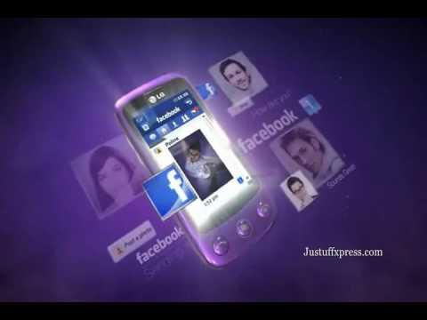 LG GS500 Cookies Plus Quadband Unlocked Phone Promo Video