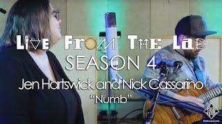 "Jen Hartswick and Nick Cassarino - ""Numb"" (TELEFUNKEN Live From The Lab)"