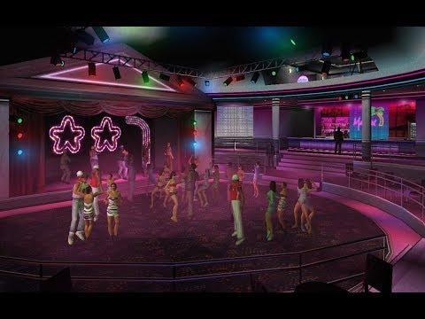 The Malibu Club (Scarface: Babylon Club) Vice City Night Life. GTA