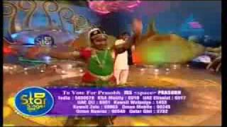 Idea Star Singer 2008 Prasobh Classical Dance Song Round - IndianZone.co.cC