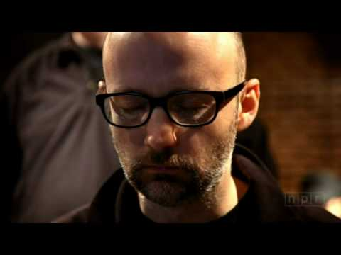 Moby and Kelli Scarr - Gone to Sleep