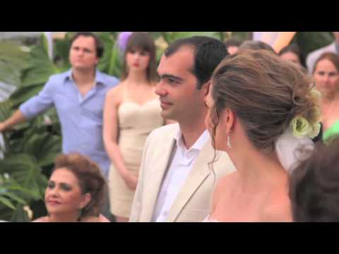 Casamento Karine e Racine - Juquehy La Plage