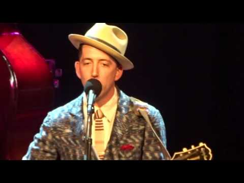 Pokey LaFarge - Something In The Water - live HD@ Paradiso Amsterdam, 7 July 2016