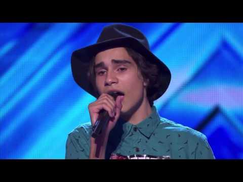 Isaiah Fibrace - It Will Rain - The X Factor Australia 2015