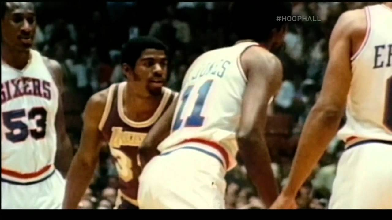 c456a2bbb ... Jamaal Wilkes Hall of Fame Induction Video - YouTube Revolution 30  Lakers ...