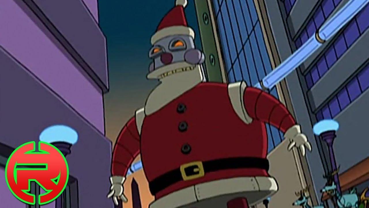 Futurama Christmas Episodes.Futurama Xmas Story Every Holiday Special Reviewed
