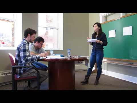 Yao Li Teaching Video 2 Wabash