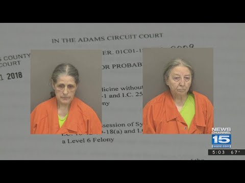 Amish women appear in court for practicing without a license