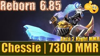Dota 2 reborn 6 85 Chessie 7300 MMR Alchemist Ranked Match Gameplay