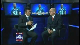 Criminal Defense Attorney Richard Roper: Arrest of NFL Receiver Sam Hurd Part of a Larger Drug Probe