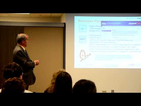 """From Investigational New Drugs to Clinical Trials"" with Stephen W. Frantz"