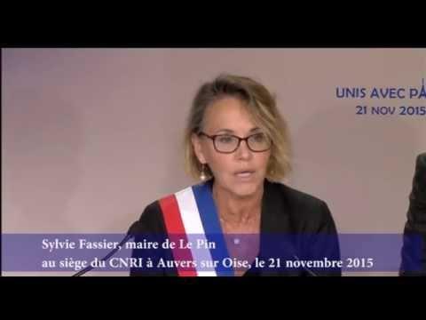 le maire Sylvie Fassier Le Pin