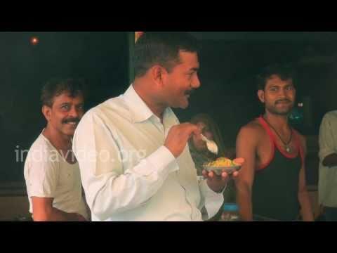 Tea shop at Mandu, Madhya Pradesh