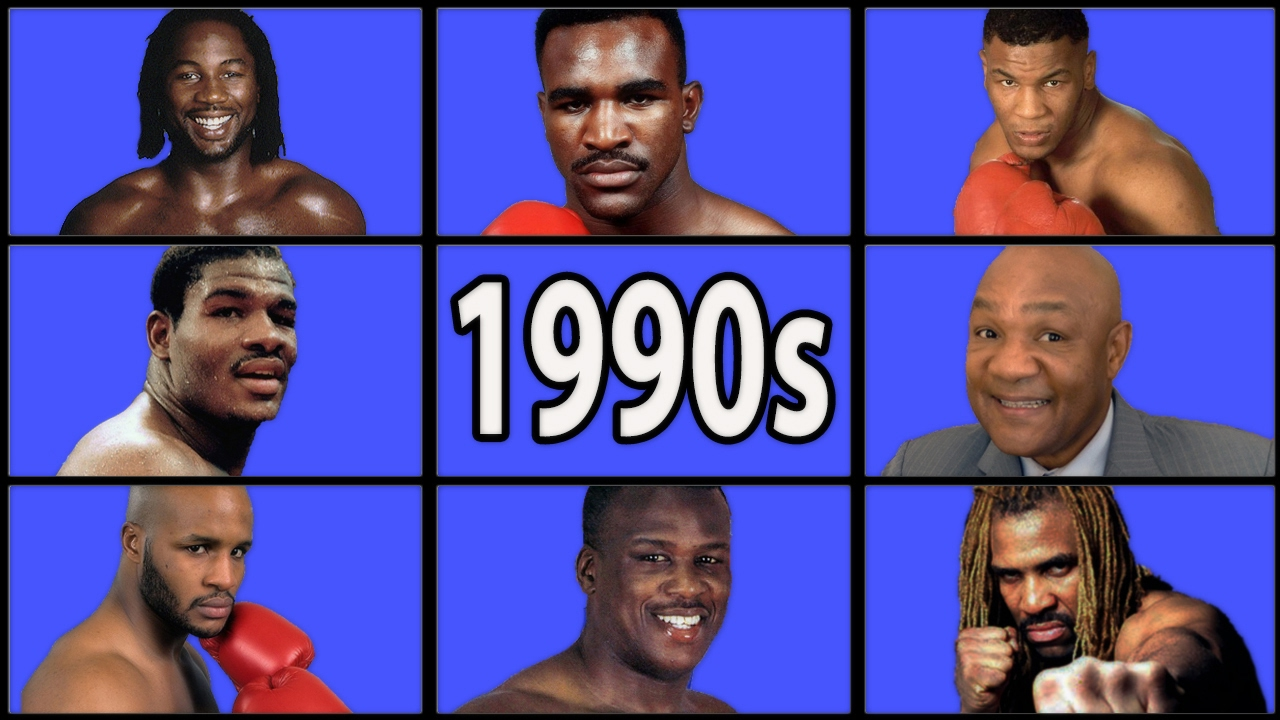 Download A brief chronology of the 1990s heavyweight division (Boxing Documentary)