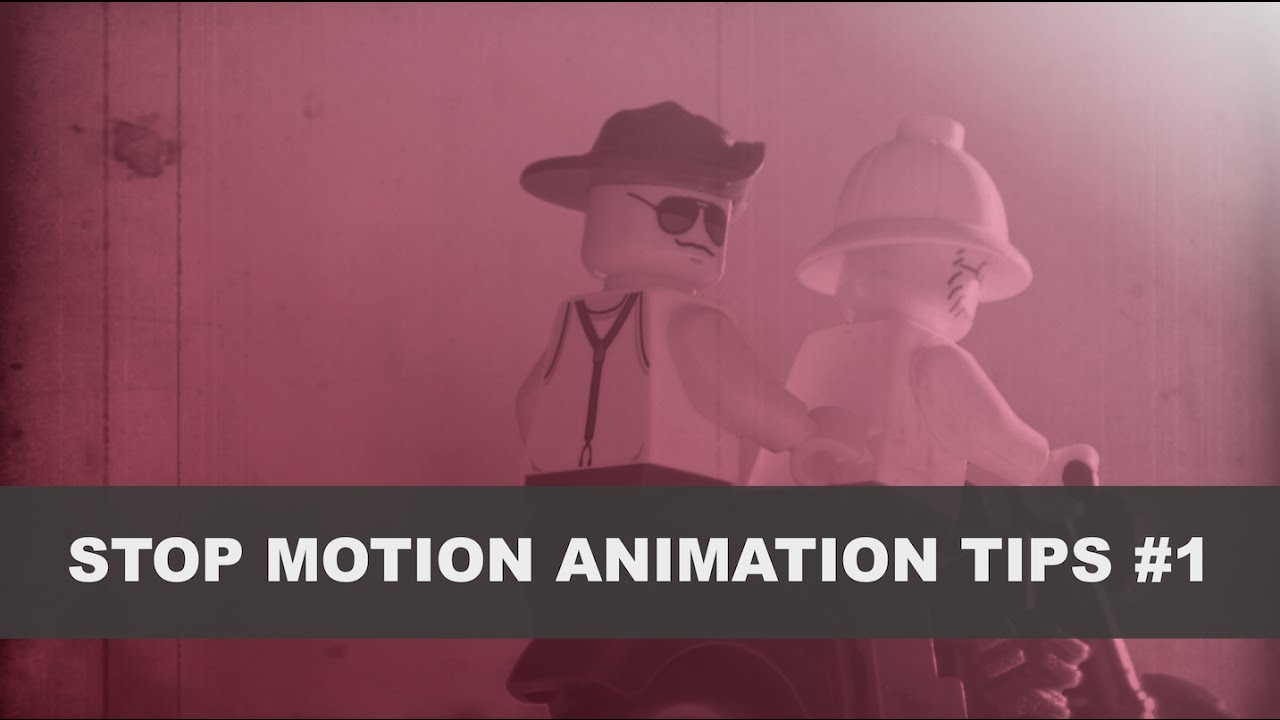 Common Animation Mistakes - LEGO Stop Motion Tips