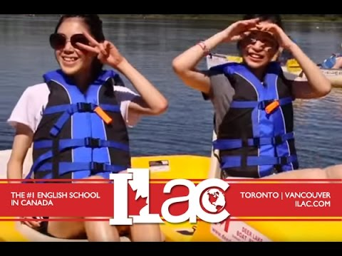 Summer English Teenager Programs In Canada At ILAC