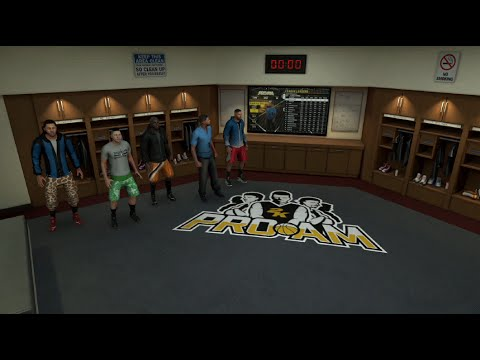 NBA 2K16 - 2K Pro-Am Trailer