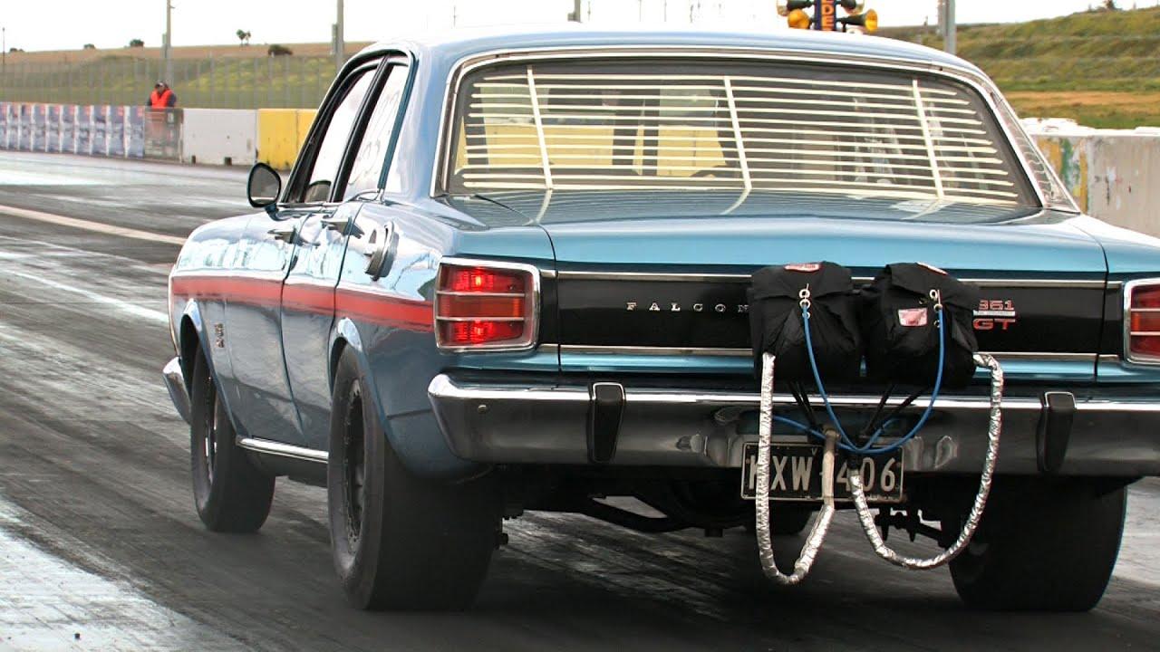 Ford Xw Turbo Windsor V8 Youtube