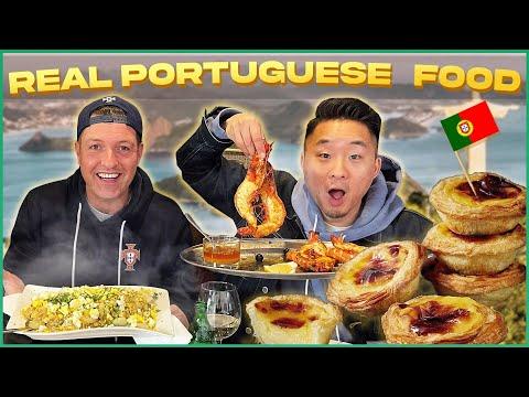 IS PORTUGUESE FOOD THE BEST KEPT SECRET? (Little Portugal in America)