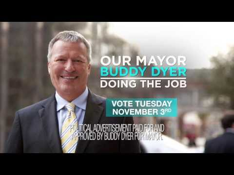 Buddy Dyer for Mayor of Orlando - Doing the Job