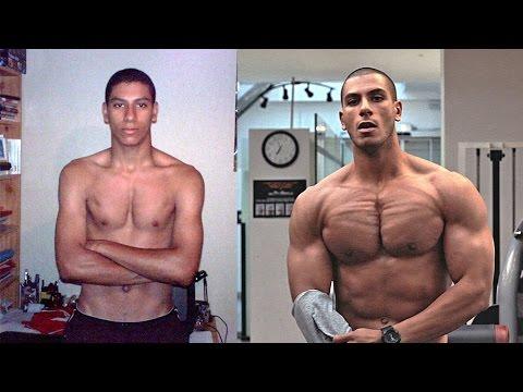 Ma Transformation Avec La MUSCULATION | Part 1